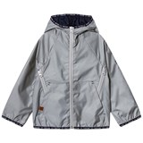 Timberland Kids Silver Reflective Hooded Jacket