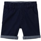 Timberland Kids Navy Chino Shorts
