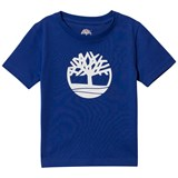 Timberland Kids Royal Blue Classic Tree Logo Tee