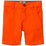 Timberland Kids Orange Chino Shorts