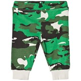 The BRAND Green Camouflage Baby Tracksuit Bottoms