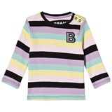 The BRAND Pastel Stripe Baby T-Shirt