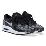 Nike Black, Grey and White Nike Air Max Zero Shoes