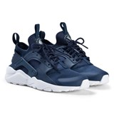 Nike Navy and White Nike Air Huarache Run Ultra Shoes