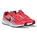 Nike Red and Grey White Black Nike Zoom Pegasus Running Shoes