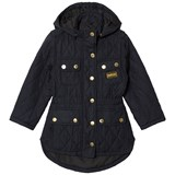 Barbour Navy International Absorber Quilt Jacket