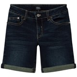 Armani Junior Dark Denim Shorts
