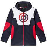 Spyder Captain America Marvel Riot Full Zip Hoodie