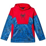 Spyder Red Spiderman Marvel Riot Pullover Hoodie