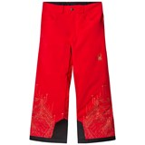 Spyder Iron Man Marvel Hero Junior Ski Pants