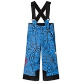 Spyder Blue Spiderman Marvel Propulsion Kids Ski Salopettes