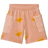 Bobo Choses Muted Clay Sun Bermuda Shorts