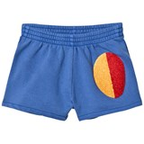 Bobo Choses Turkish Sea Treetop Side Running Shorts