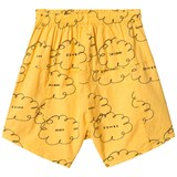 Bobo Choses Banana Yellow Bermuda Clouds Explorer Shorts