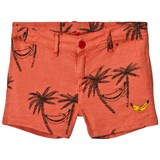 Bobo Choses Spice Route Siesta Tennis Linen Shorts