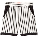 Bang Bang Copenhagen White and Black Stripe Ciao Shorts