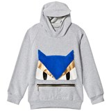 Bang Bang Copenhagen Grey Marl Zipp It Monster Hoody