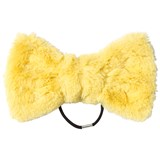 Bang Bang Copenhagen Yellow Fluffy Fantastic Bow Hair Tie