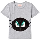 Bang Bang Copenhagen Black and White Spider Grumpy Boy Tee