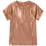 MarMar Copenhagen Gold Swinston Swim Top