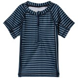 MarMar Copenhagen Oceanic Blue Stripe Swinston Swim Top