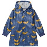 Bobo Choses Turkish Sea Blue Banana Raincoat