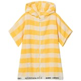 Bobo Choses Banana Yellow Vichy Poncho