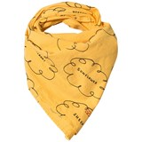 Bobo Choses Banana Yellow Clouds Scarf