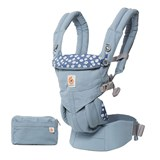 Ergobaby Blue Omni 360 Baby Carrier
