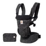 Ergobaby Herringbone Grey Omni 360 Baby Carrier