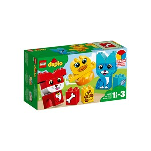 LEGO DUPLO 10858 LEGO® DUPLO My First Puzzle Pets One Size