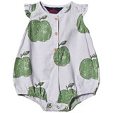 The Animals Observatory Lavender Apples Butterfly Babies Babygrow