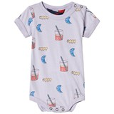 The Animals Observatory Lavender Glasses Baby Body