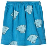 The Animals Observatory Blue Shells Kitten Skirt