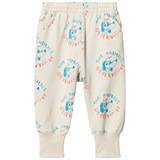 The Animals Observatory White Dogs Panther Kids Pants