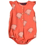 The Animals Observatory Red Shells Butterfly Babies Suit