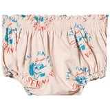 The Animals Observatory Pink Quartz Dogs Baby Culotte