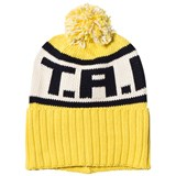 The Animals Observatory Yellow Squirrel Kids Beanie Hat