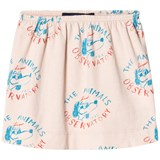 The Animals Observatory Quartz Dogs Kitten Kids Skirt