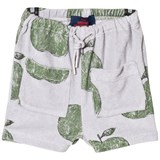 The Animals Observatory Lavender Apples Seal Kids Bermuda Shorts