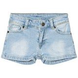 eBBe Kids Light Blue Denim Evita Shorts
