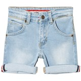 eBBe Kids Light Blue Denim Eddie Shorts
