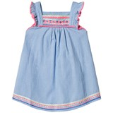 Sunuva Blue Girls Carnival Flutter Dress