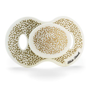 ELODIE DETAILS | Elodie Details Gold Shimmer Pacifier One Size | Goxip