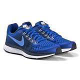 Nike Blue and White Nike Zoom Pegasus Running Shoes