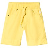 Il Gufo Yellow Chino Shorts