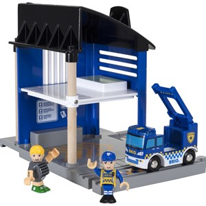 BRIO Police Station 3 - 7 years
