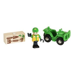 BRIO ATV with Load 3 - 7 years