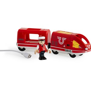 BRIO Travel Rechargeable Train 3 - 7 years