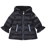 Moncler Black Guede Padded Jacket